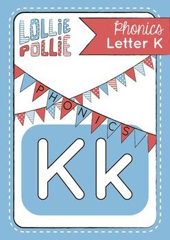 Alphabet Letter K Pack