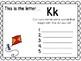 Alphabet Letter Kk Interactive Power Point. Kindergarten