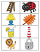 Alphabet Letter L Emergent Readers Set