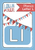 Alphabet Letter L Pack