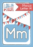 Alphabet Letter M Pack