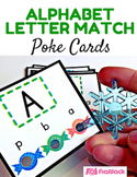 Alphabet Letter Match Candy Poke Game