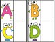 Alphabet Letter Match and Trace Task cards