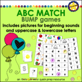 Alphabet Letter Match game