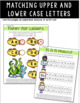 Alphabet Letter Names and Formation - Unit 1 : Paperless Daily Lessons