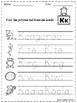 Alphabet Letter Of The Week (K)