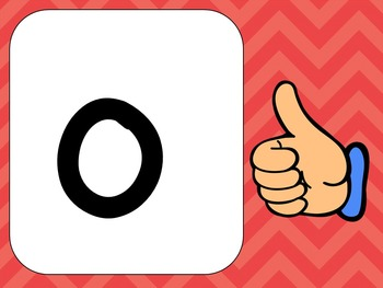 Alphabet Letter Oo PowerPoint Presentation- Letter ID, Sounds, and Handwriting