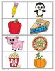 Alphabet Letter P Emergent Readers Set