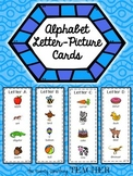 Alphabet Letter-Picture Cards