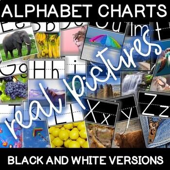 Alphabet Letters Posters
