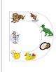 Alphabet Letter Puzzles