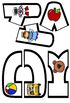 Alphabet Letter Puzzles (Uppercase)