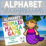 Alphabet Letter Recognition Game for Pre Kinder and Kindergarten