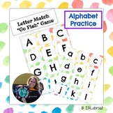 "Alphabet Letter Recognition ""Go Fish"" Game"