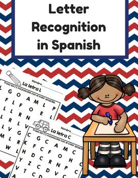 Alphabet Letter Recognition in Spanish (Reconocimiento de letras del alfabeto)