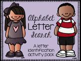 Alphabet Letter Search {Letter Identification}