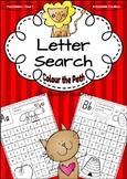 Alphabet Letter Search - NSW Manuscript Handwriting {AU Version}