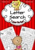 Alphabet Letter Search - QLD Beginners Handwriting {AU Version}
