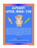 Alphabet Letter Search and Finds