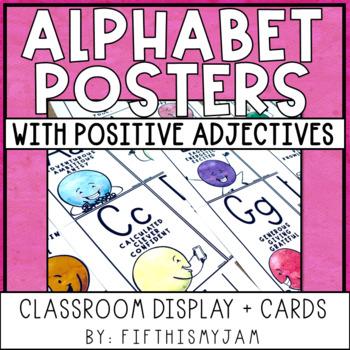 Alphabet Letter Set (Dot Dudes)