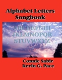 Alphabet Letter Songbook - CD (mp3 download)