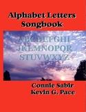 Alphabet Letter Songbook - PDF sheet music download