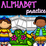 Alphabet Picture Sort {Letter and sound Review}