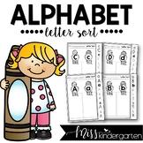 Alphabet Letter Sort