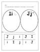 Alphabet Letter Sorts Activity Pages