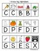 Alphabet Letter-Sound Match - [Task Cards] - PreK-Grade 1