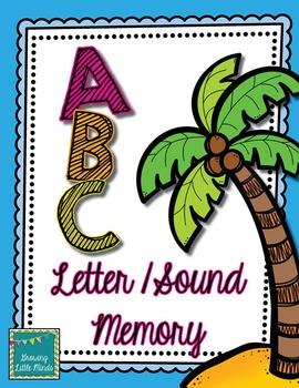 Alphabet Letter Sound Memory
