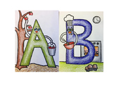 Alphabet Letter Sound Picture Cards