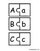 Alphabet Letter-Sound Recognition Puzzles