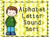 Alphabet Letter Sound Sort