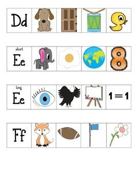 Alphabet Letter Sounds *FREE*
