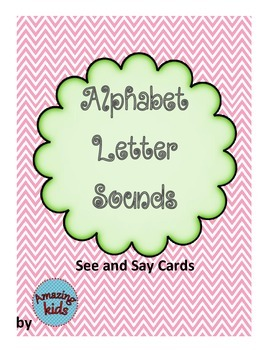 Alphabet Letter Sounds *FREE*