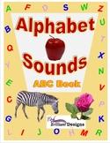 Alphabet Letter Sounds ABC Book
