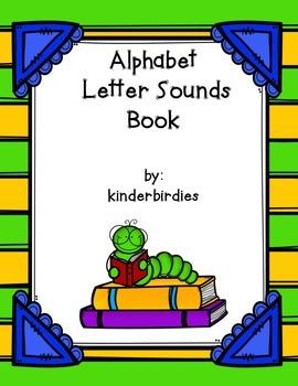 Alphabet Letter Sounds Book