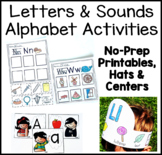 Alphabet Letters and Sounds Jumpstart