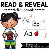 Alphabet Letter Sounds Read and Reveal