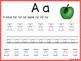 Alphabet Letter Tracers (Literacy Center)