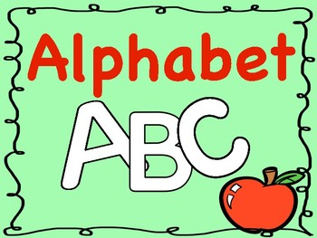 Alphabet Letter Tracing Worksheets