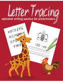 Alphabet Letter Tracing for Kids