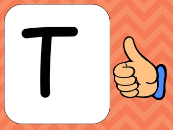 Alphabet Letter Tt PowerPoint Presentation- Letter ID, Sounds, and Handwriting