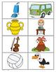 Alphabet Letter V Emergent Readers Set