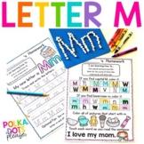 Alphabet Letter Worksheets Sample | Distance Learning