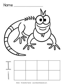 Alphabet Handwriting Practice Sheets  {Upper & Lower Case Handwriting}