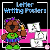 Alphabet Letter Writing Cards