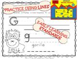 Child's Choice Writing Practice: ABC ANIMAL - Advanced