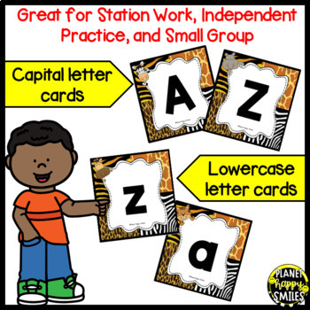 Alphabet Letter and Beginning Sound Picture Matching ...